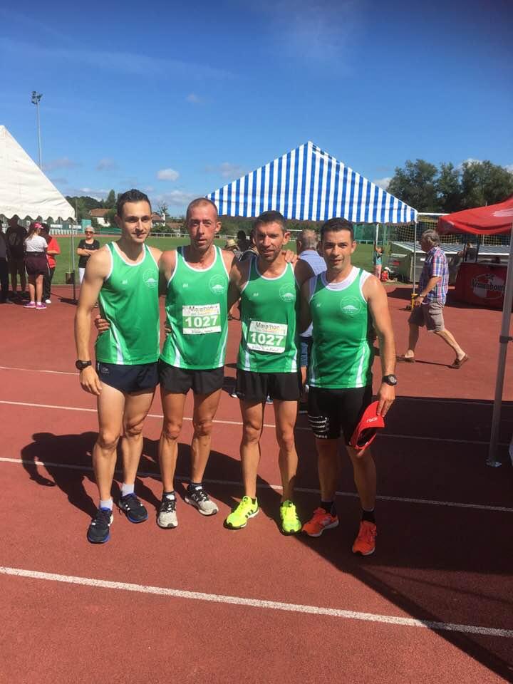 Marathon des Oussaillès
